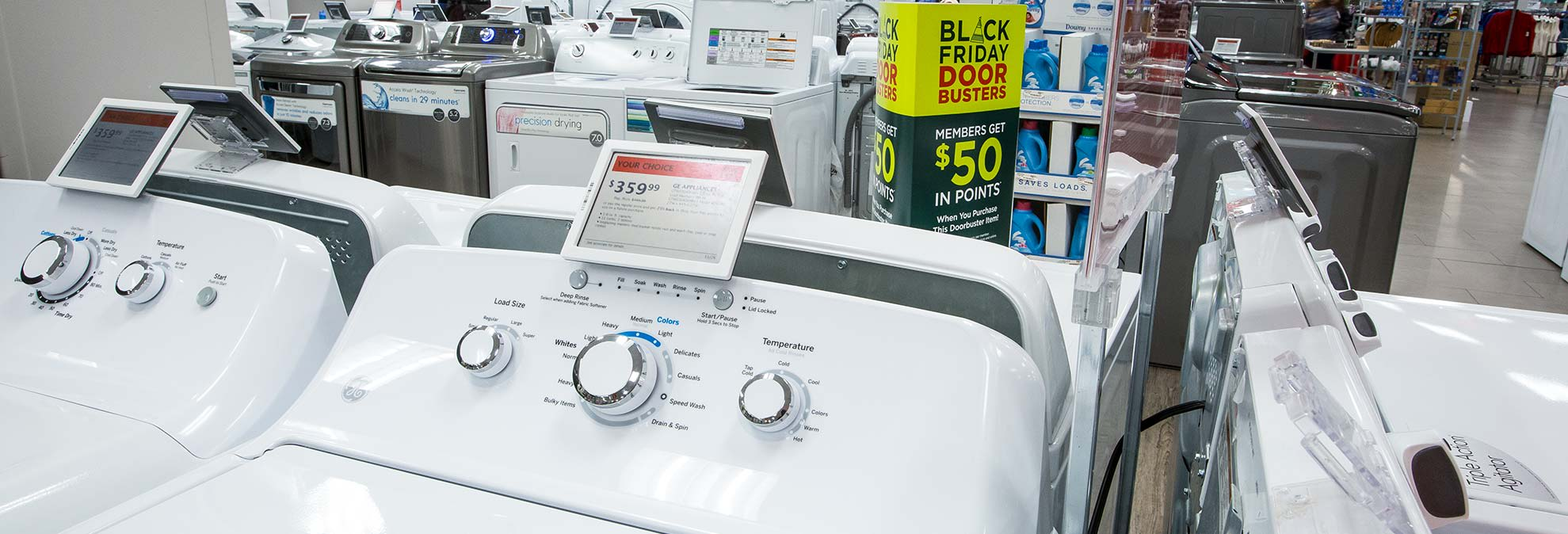 Black Friday Deals On Washers And Dryers Start Now