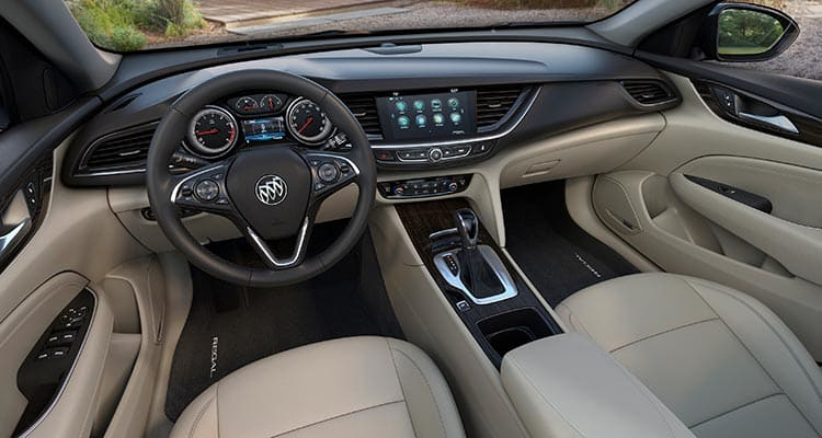 Preview 2018 Buick Regal Sportback Consumer Reports
