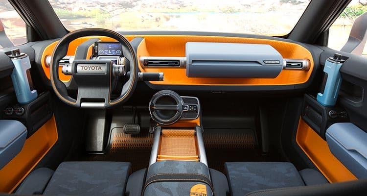 Toyota FT-4X SUV concept