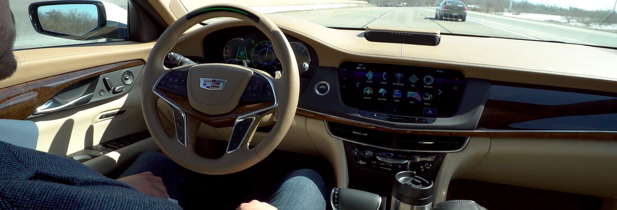 Super Cruise Gm S Self Driving Cars Technology