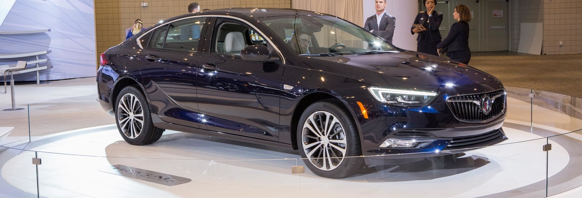 Preview: 2018 Buick Regal Sportback - Consumer Reports