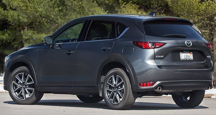 2017 mazda cx 5 could reshuffle the small suv order consumer reports. Black Bedroom Furniture Sets. Home Design Ideas