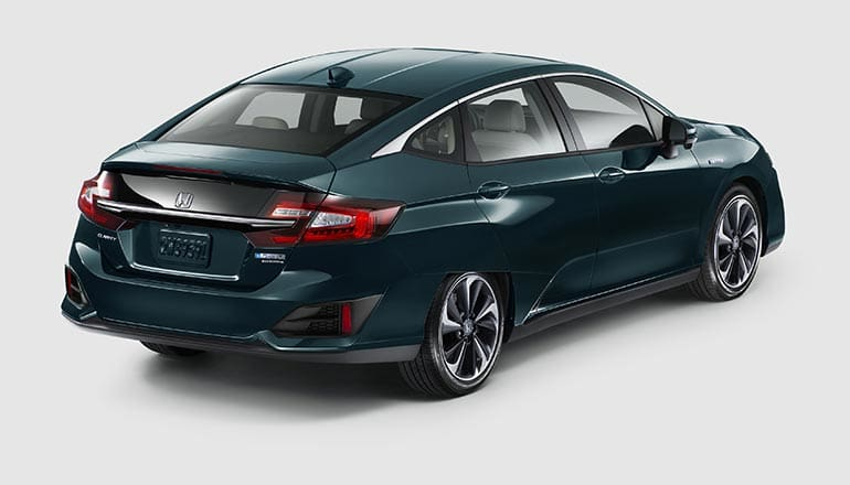 2018 Honda Clarity Plug In Family Charges Ahead Consumer Reports