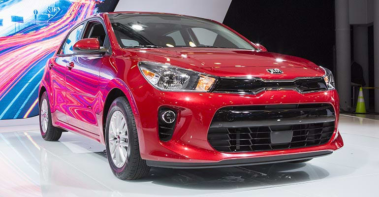 2018 kia rio ex. modren kia the 2018 kia rio should be available by late summer or early fall throughout kia rio ex