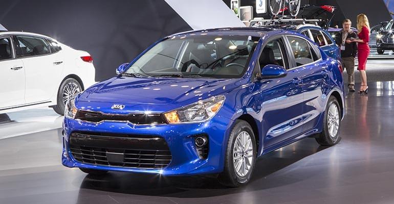 2018 Kia Rio Preview Consumer Reports