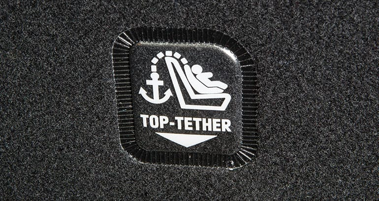 Top-tether symbol.