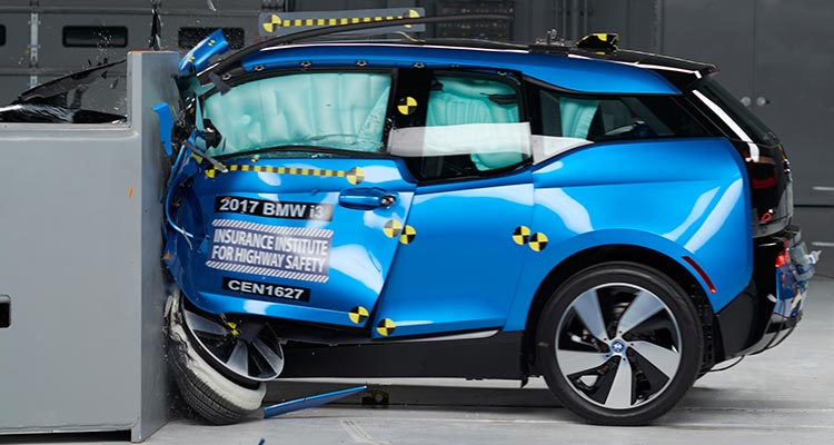 2017 Bmw I3 Crash Test