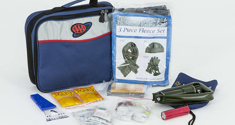 AAA Premium Winter Safety Kit
