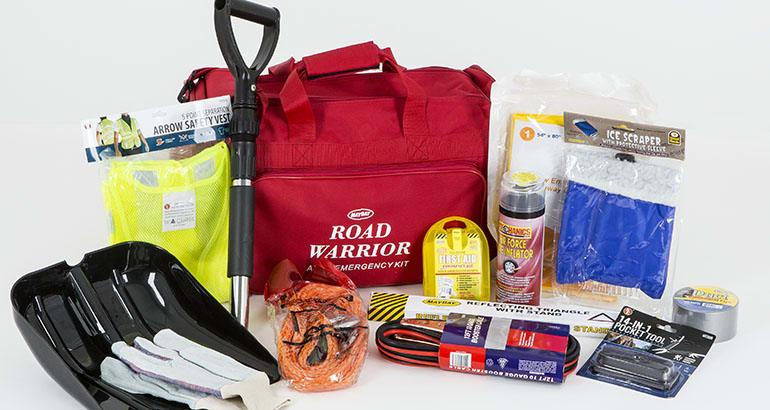 All In One Winter Roadside Kit