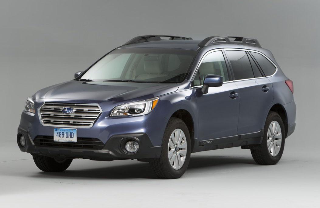 Subaru Outback Volkswagen Alltrack