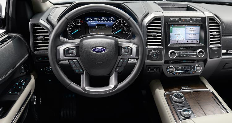2018 ford interior. Modren Interior 2018 Ford Expedition Interior In Ford