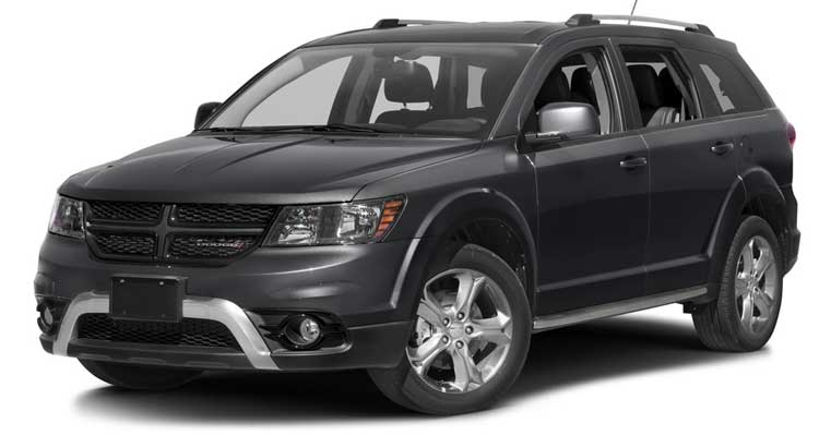 Lowest-Rated Family SUV: Dodge Journey