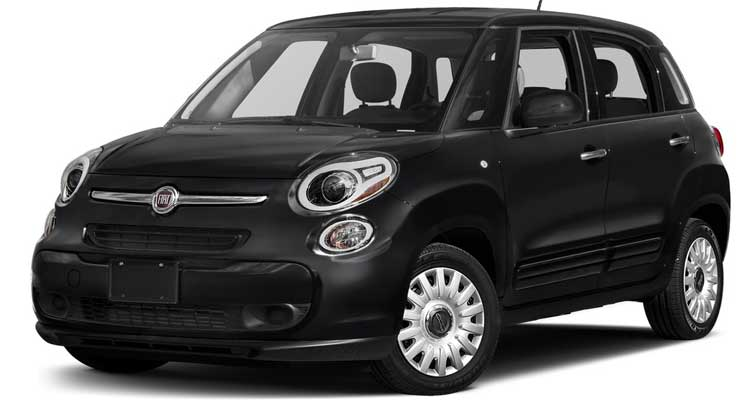 Lowest-Rated Compact Car: Fiat 500L
