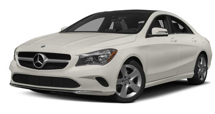 Lowest-Rated Entry-Level Luxury Car: Mercedes-Benz CLA