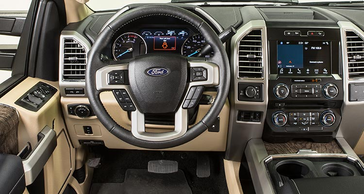 ford 250 f250 diesel long trucks truck combines redesigned brawn sophistication subdued bearable expect drives almost might engine than making