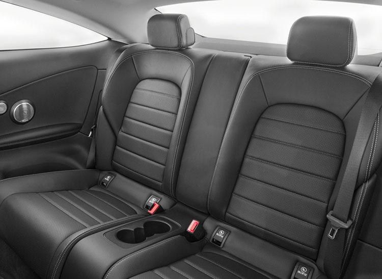2017 Bmw 330 Back Seat Mercedes Benz C Cl