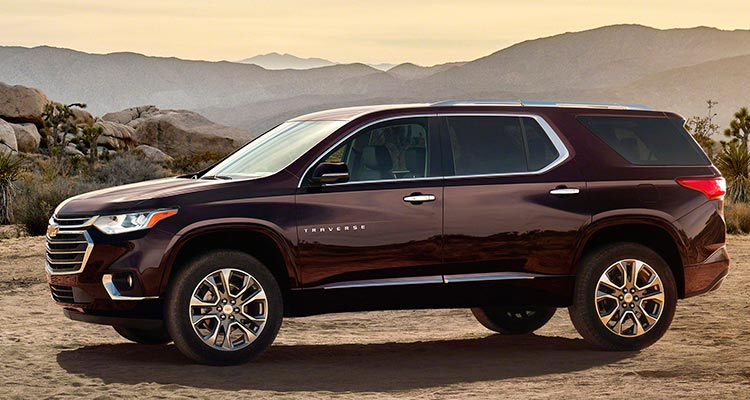 2018 Chevrolet Traverse Preview - Consumer Reports