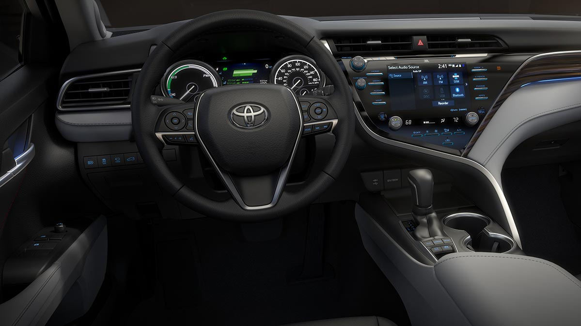 new toyota 2018. brilliant new 2018 toyota camry interior with new toyota