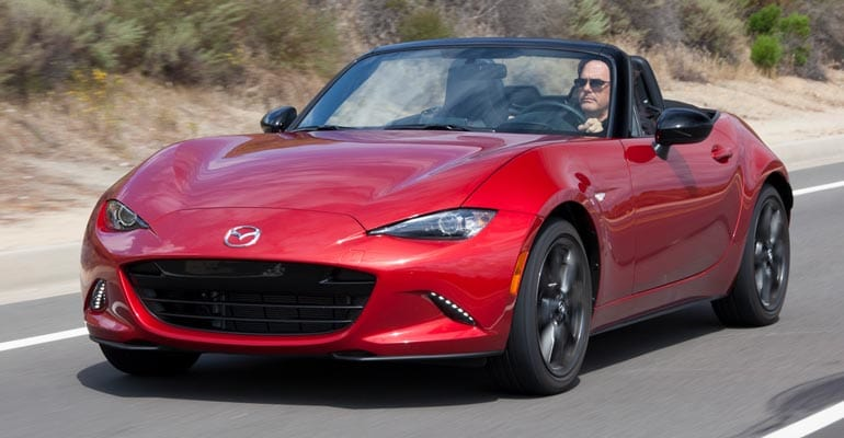 Top Pick: Mazda MX-5 Miata