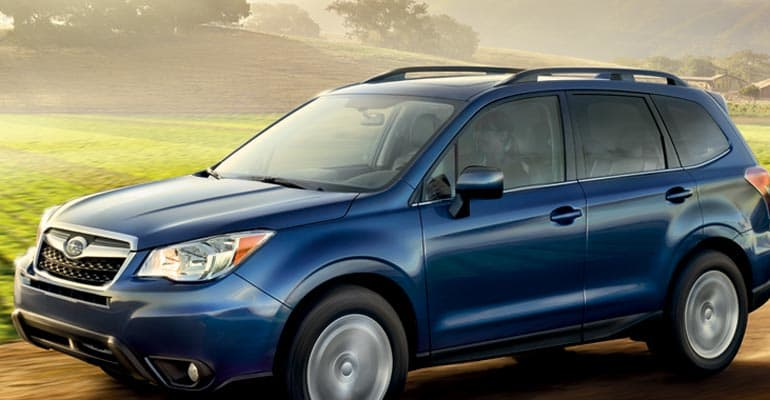 Top Pick: Subaru Forester