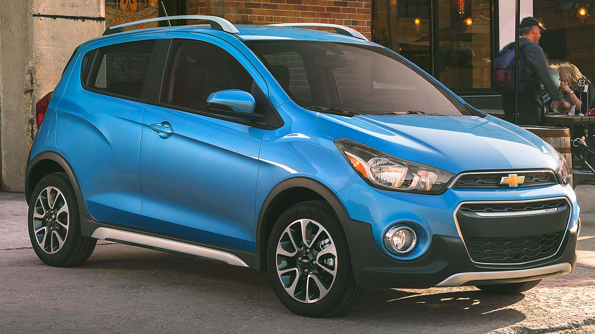 Pearl blue car paint colors - 2017 Chevrolet Spark