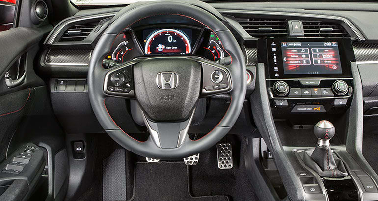Honda Civic Si Interior ...