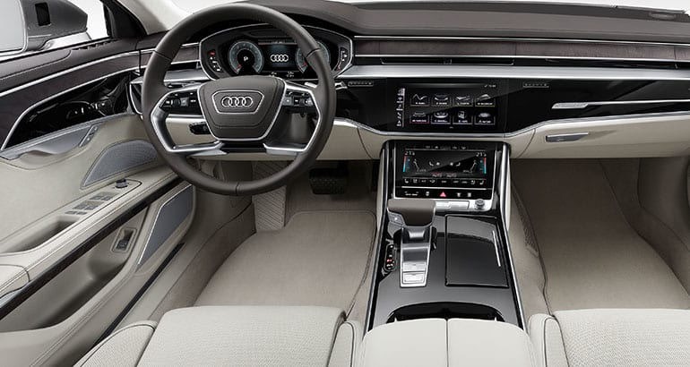 2019 audi a8 preview consumer reports 2019 audi a8 interior sciox Image collections