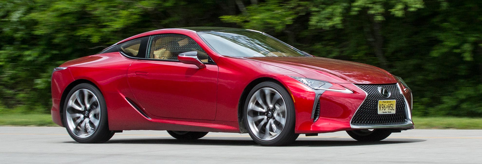 First Drive: Lexus LC500 Sport Coupe - Consumer Reports