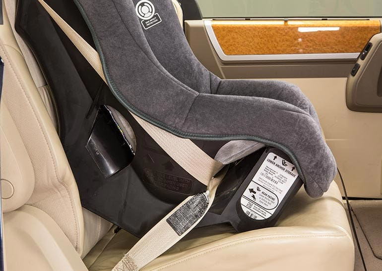 Avoid Common Car Seat Installation Mistakes Consumer Reports