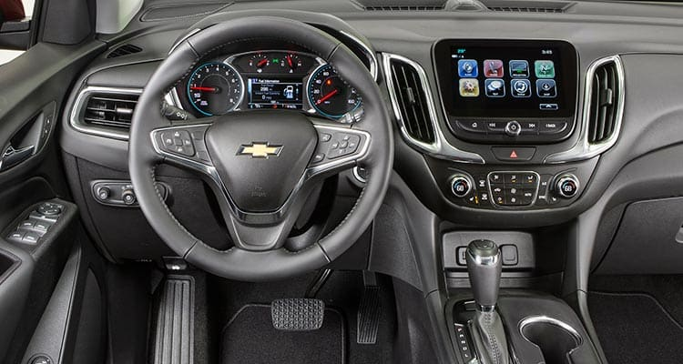 2018 Chevrolet Equinox Goes Small and High-Tech - Consumer ...