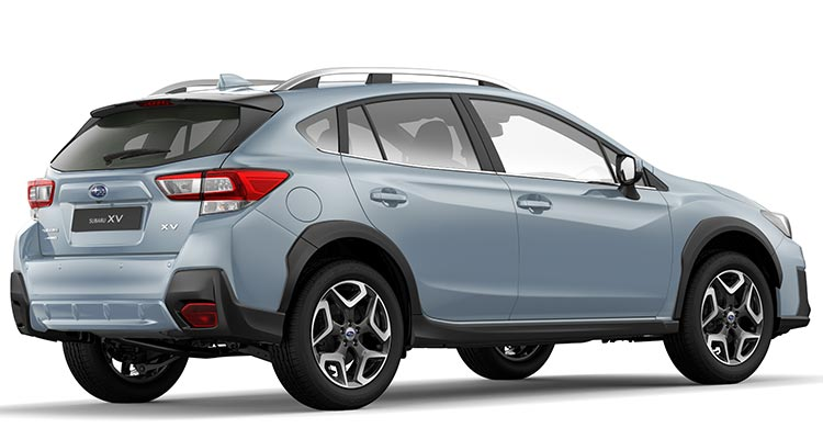 2018 subaru pickup. modren pickup 2018 subaru crosstrek rear to subaru pickup