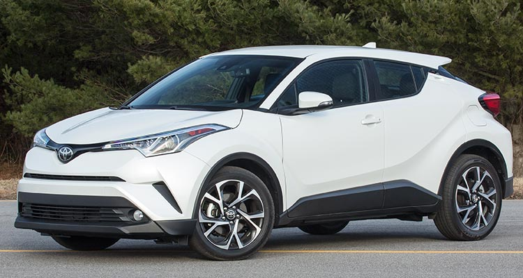 2018 Toyota C Hr Suv Targets A Younger Audience Consumer Reports