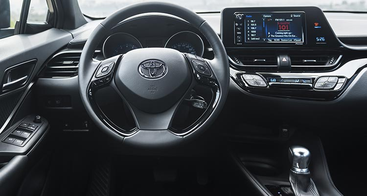 2018 toyota models usa. 2018 toyota chr interior models usa