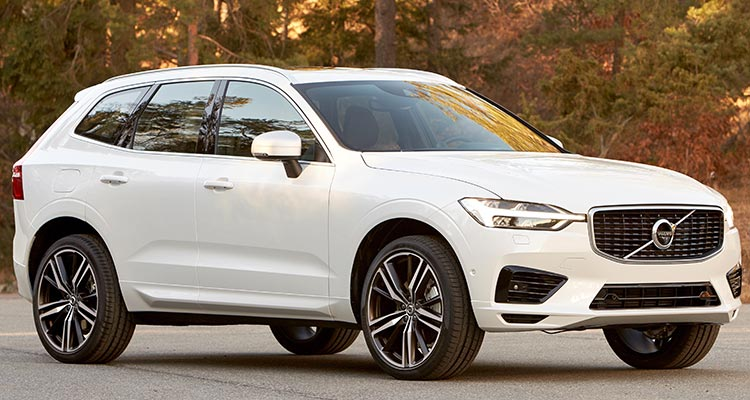 2018 Volvo XC60 SUV Preview  Consumer Reports
