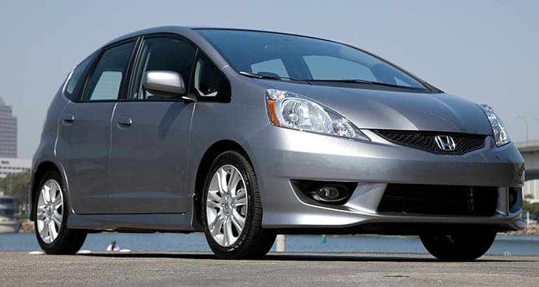 Best Used Cars: 2011 Honda Fit