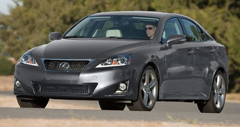 Used 2012 Lexus IS