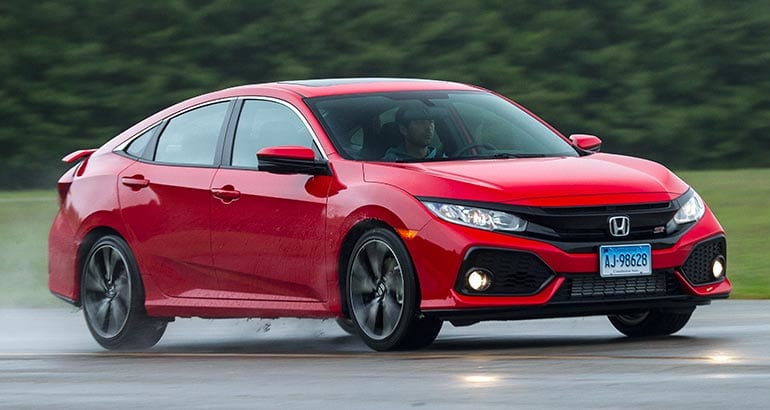 sporty 2017 honda civic si lacks spice consumer reports. Black Bedroom Furniture Sets. Home Design Ideas