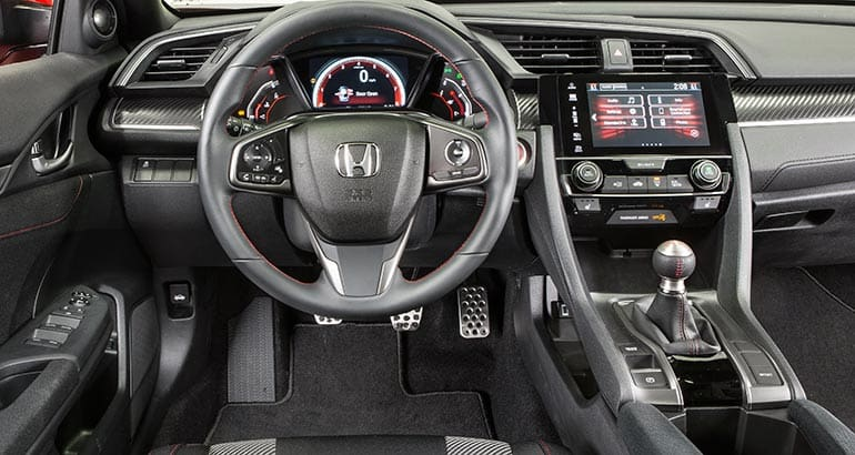 Sporty 2017 honda civic si lacks spice consumer reports for Honda civic 20017
