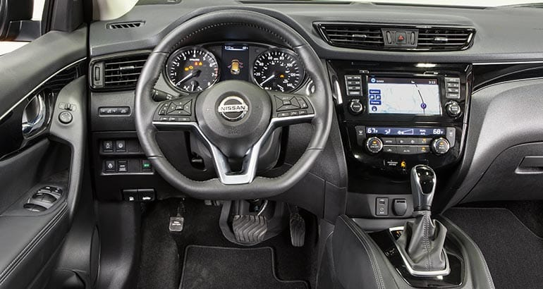 Downsized 2017 nissan rogue sport has pizzazz consumer - Nissan rogue sport 2017 interior ...