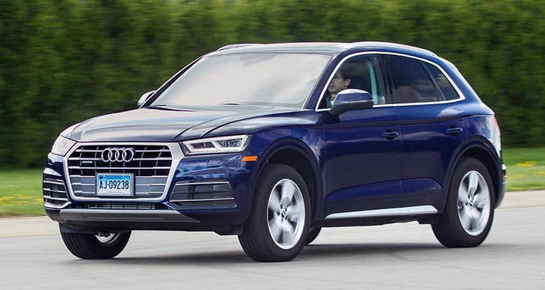 Audi Is More Distinctive Than It Looks Consumer Reports