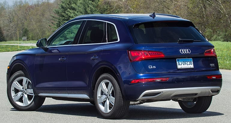 2018 acura q5. unique 2018 2018 audi q5 rear for acura q5