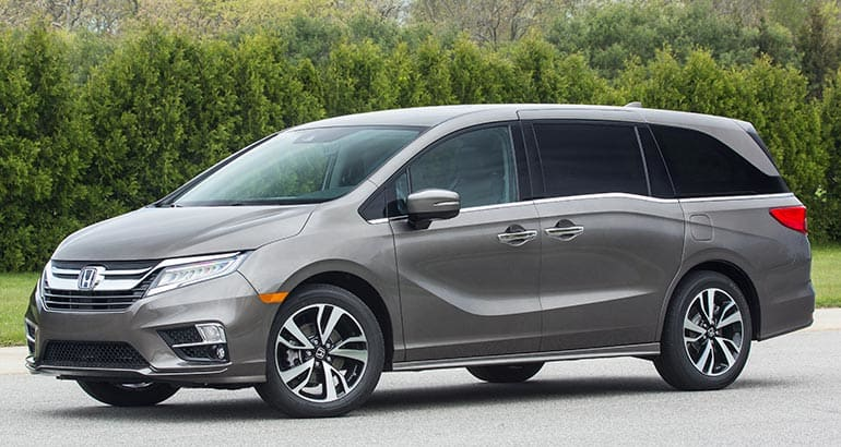 Honda Odyssey Ex L Vs Touring >> 2018 Honda Odyssey Is Designed For Epic Road Trips Consumer Reports
