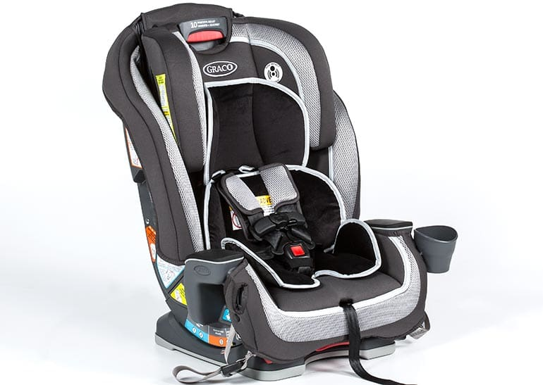 All-in-One Seat Graco Milestone