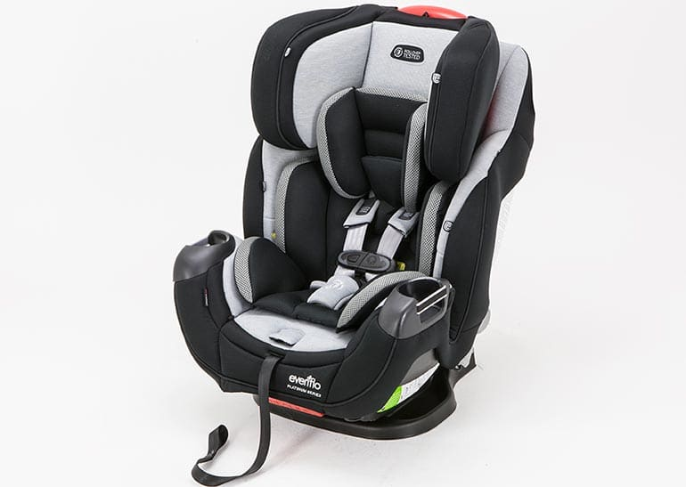 All-in-One Seat Evenflo Symphony