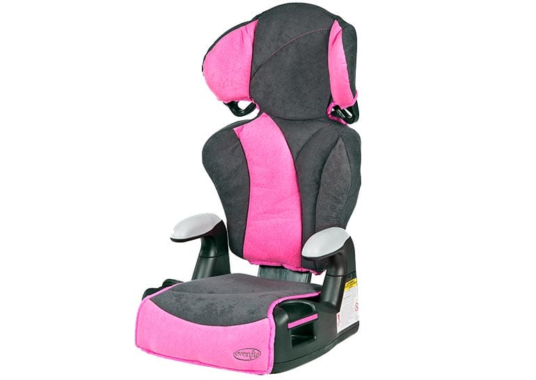 Booster Seats Evenflo Big Kid Sport & Amp Highback $30/$40