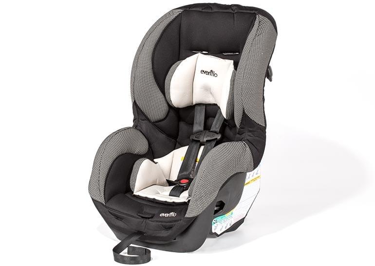 Convertible Seat Evenflo SureRide