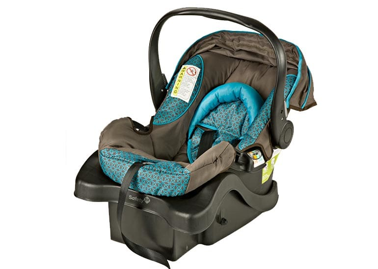Infant Seat Safety 1st onBoard 35