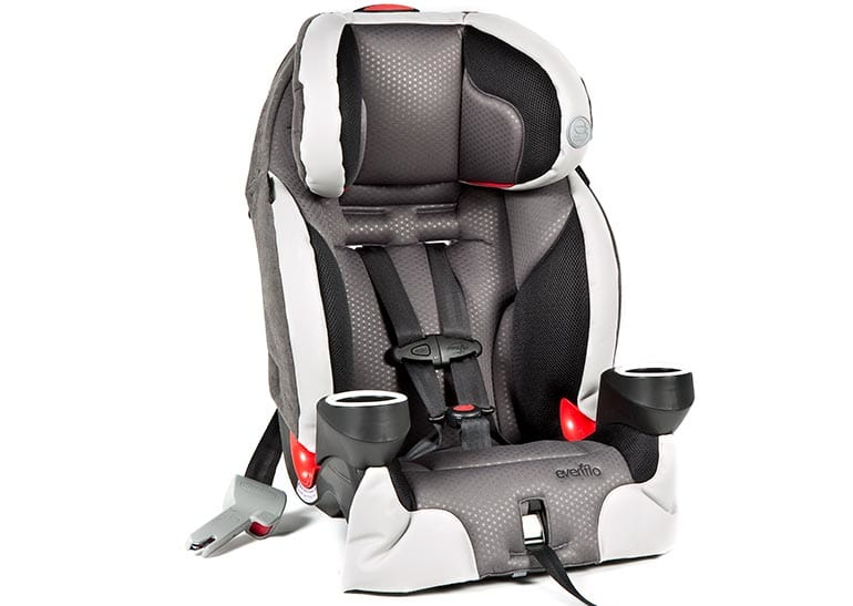 Toddler Booster Evenflo SecureKid DLX