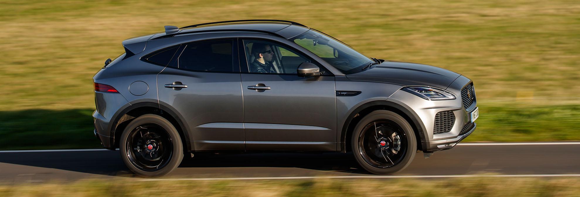 2018 Jaguar E Pace Joins Compact Luxury Suv Party
