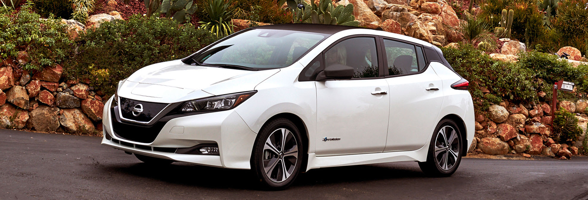 we get a charge driving the 2018 nissan leaf - consumer reports